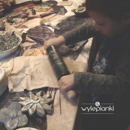 zajęcia w pracowni ceramiki