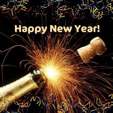 Ale fajnie! Kolejny piękny rok przed nami!