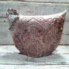 złota kura ceramiczna