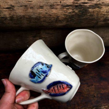 kubki w rybki